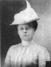Photo of Florence Flagg Sloman