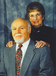 Mary Ruth (Overbey) Burch and Richard J. Burch, Sr.